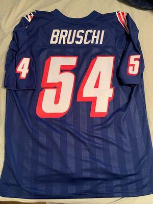 Teddy Bruschi Patriots Jersey for Sale in Jamul, CA