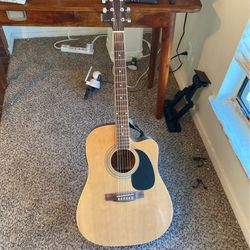 Acoustic Guitar for Sale in San Angelo,  TX