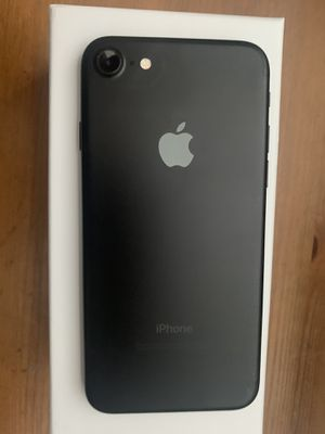 Iphone 7 32GB Matte Black for AT&T/ T-Mobile for Sale in Los Angeles, CA