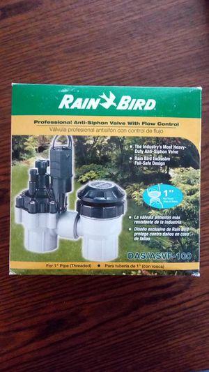 Rain Bird Valve with Flow Control for Sale in Palm Desert, CA