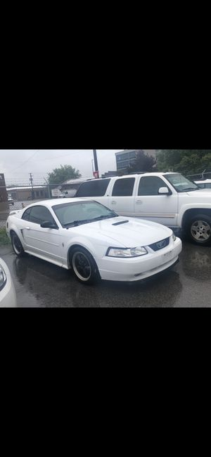 2002 Ford Mustang for Sale in Salt Lake City, UT