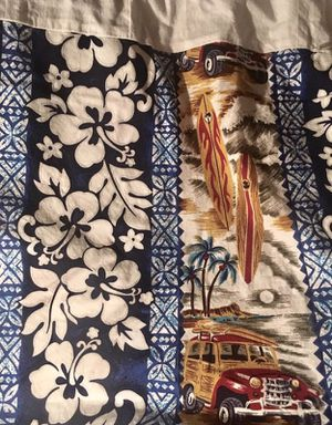 Hawaiian inspired Twin Bed Skirt (2 available) for Sale in Phoenix, AZ