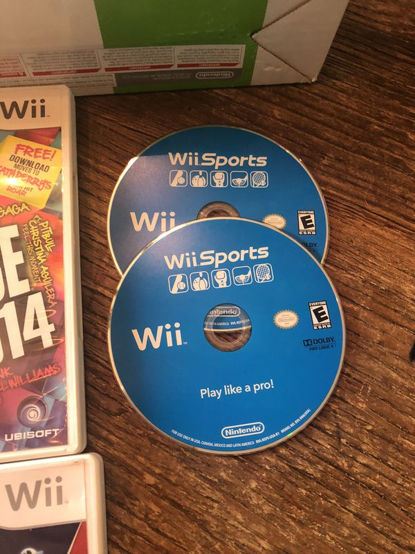 Wii Fit Plus - Guns - 2 Controllers & Games!