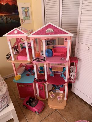 Barbie dream house ETC for Sale in Orlando, FL