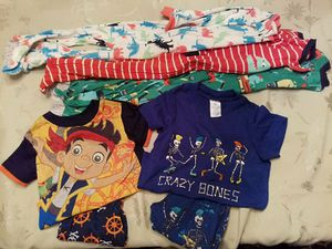 Lot of Toddlers Pajamas - Size 2T for Sale in Medford, NJ