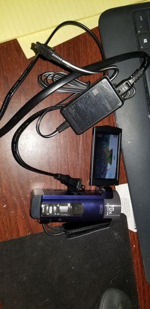 Sony handycam camcorder for Sale in Colorado Springs, CO