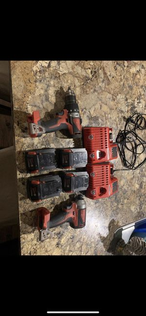 Milwaukee Brushless Drills for Sale in Spring, TX
