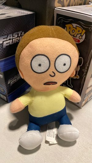 Rick and Morty adult swim collectible plushy for Sale in West Sacramento, CA