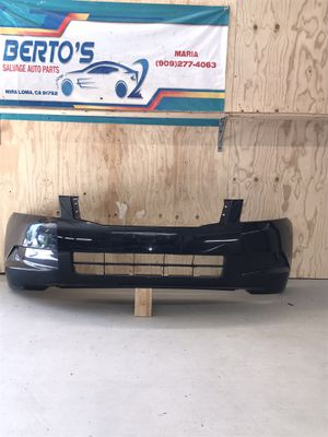 2008-2010 Honda Accord Front Bumper for Sale in Jurupa Valley, CA
