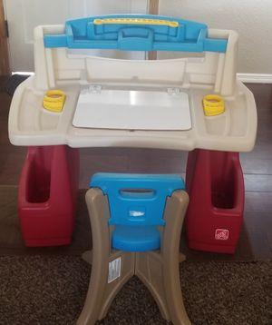 Step 2 kids desk for Sale in Riverside, CA