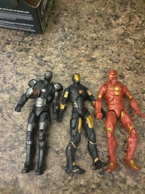 Marble iron man for Sale in San Jose, CA