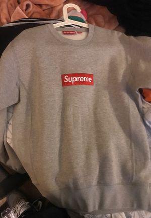 Supreme crewneck for Sale in Boston, MA