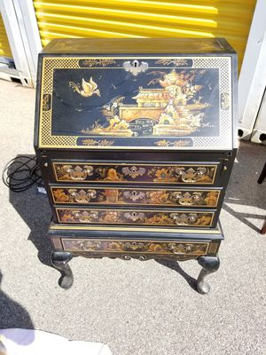 Chinnese antique desk for Sale in Melrose Park, IL