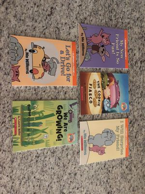 5 Brand New Elephant & Piggie Books for Sale in Cedar Park, TX