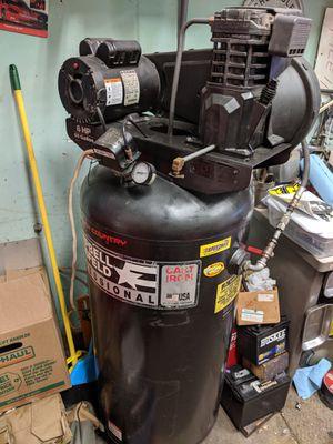 Campbell Hausfield 60 gallon compressor for Sale in Delaware, OH