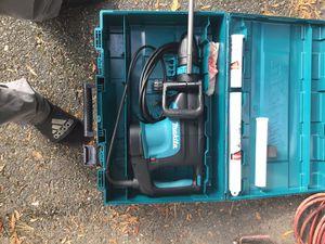 Makita 20lb jack hammer for Sale in Lake Stevens, WA