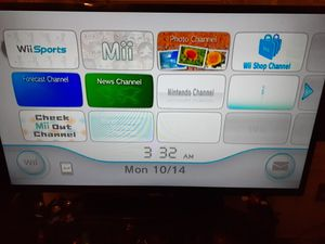 Wii system with stand for Sale in Portland, OR