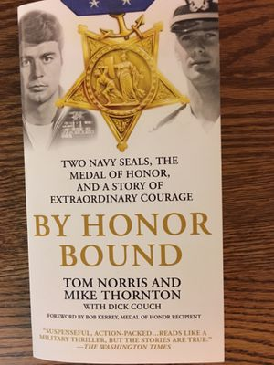 """New """"BY HONOR BOUND: TWO NAVY SEALS, THE MEDAL OF HONOR, AND A STORY OF EXTRAORDINARY COURAGE"""" for Sale in Harrisonburg, VA"""