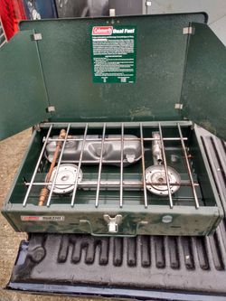Dual fuel camping stove for Sale in Waco,  TX