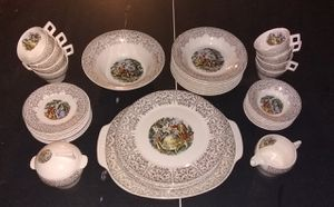 Plate set for Sale in Montgomery, PA
