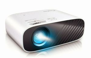 """Projector,5000LUXFullHD1080PVideoProjector,with50,000HoursLEDLampLifeand200""""Display for Sale in Arlington, TX"""