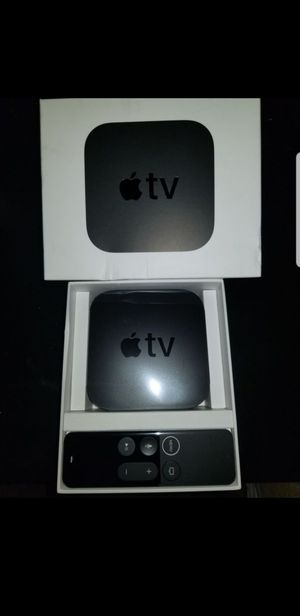 Apple TV 4k new for Sale in Dallas, TX