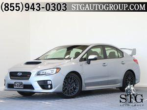 2017 Subaru WRX for Sale in Garden Grove, CA