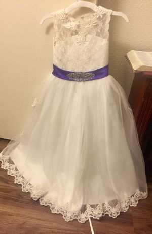 Flower Girl Dress for Sale in Merced, CA