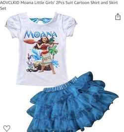 Moana Set Size 8 for Sale in Houston,  TX