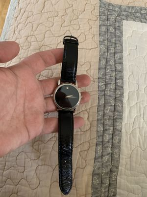 Movado museum classic watch for Sale in Cypress, CA
