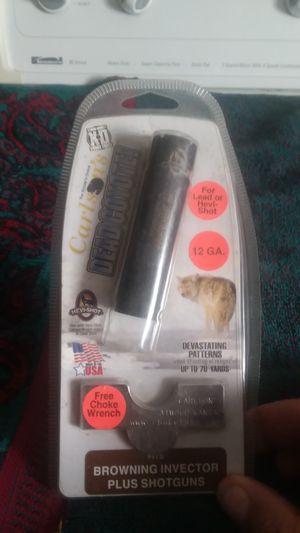 Carlson choke tube for Sale in Prineville, OR