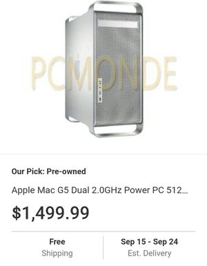 Mac mac mac for Sale in Las Vegas, NV