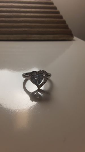 Blue diamond promise ring for Sale in Crofton, MD