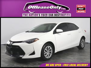 2018 Toyota Corolla for Sale in North Lauderdale, FL