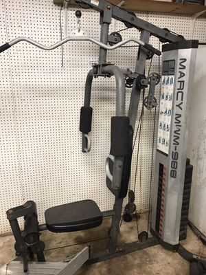 Marcy 988 gym for Sale in Rosenberg, TX