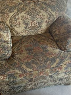 Chair & Ottoman for Sale in Manassas,  VA
