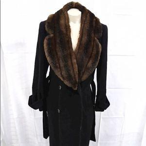 Lauren Ralph Lauren Lambswool Trench Coat for Sale in Purcellville, VA
