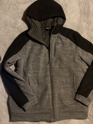 Patagonia men's lined coat size XL for Sale in Kent, WA