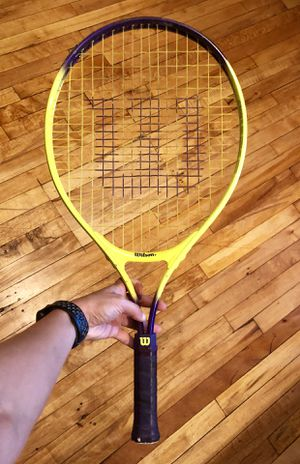 Wilson Tennis Racket for Sale in Chicago, IL