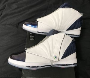 Nike Air jordan XVI 16 Retro mens 8.5 or 15 basketball shoes NEW DS $250! for Sale in San Diego, CA