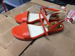 Michael Kors Women's 6 1/2 Sandals for Sale in Del Valle, TX