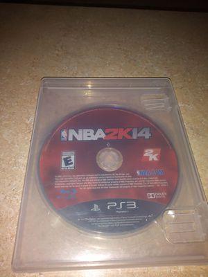 NBA 2K 14 for Sale in Tampa, FL