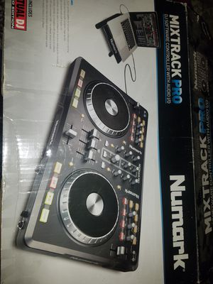 Numark mix deck for Sale in Waverly, NY