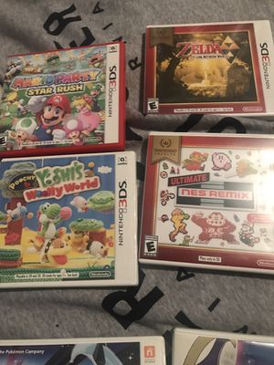 3ds games for Sale in New Brunswick, NJ