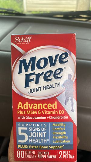 Move free joint health for Sale in Sacramento, CA