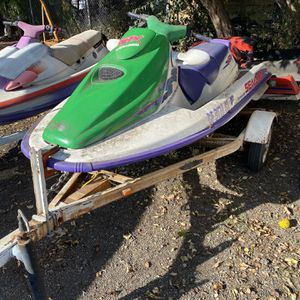 96 Seadoo Gtx Jet Ski For Parts for Sale in Hayward, CA