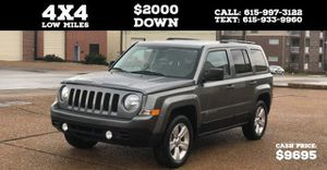 2011 Jeep Patriot for Sale in Nashville, TN