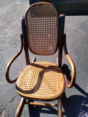 Antique child rocking chair for Sale in Tempe, AZ