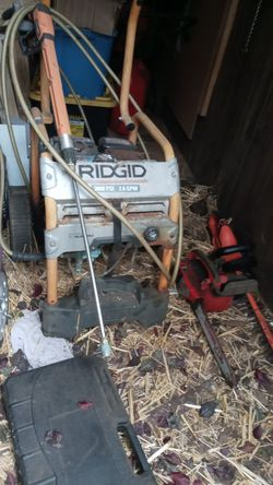 Ridgid pressure washer 2.6 gpm 3000 psi for Sale in Portland,  OR