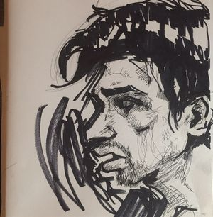 Original Drawing/ Artwork/ Abstract Art/ Fine Art for Sale in Tempe, AZ